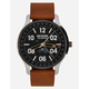NIXON x Star Wars Han Solo Ascender Leather Watch
