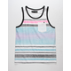 LOST Catch It Mens Tank Top