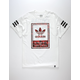 ADIDAS Classic Photo Rose Mens T-Shirt