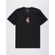 RIOT SOCIETY Kanji Embroidery Mens T-Shirt