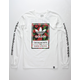 ADIDAS Classic Print Rose Mens T-Shirt