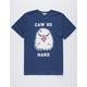 TIPSY ELVES Caw So Hard Mens T-Shirt