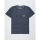 QUIKSILVER Mad Wax Mini Mens T-Shirt
