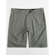 FOX Essex Tech Graphite Mens Hybrid Shorts