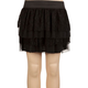 FULL TILT Lace & Mesh Girls Skirt