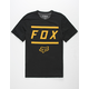 FOX Listless Airline Mens T-Shirt