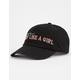 BILLABONG Surf Club Black Girls Dad Hat