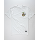 GRIZZLY OG Yogi White Mens T-Shirt