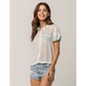RVCA Skytown Womens Top