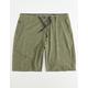 RIP CURL Mirage Weekender Boardwalk Green Mens Hybrid Shorts