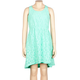 FULL TILT Crochet Girls Hi Low Dress