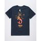 O'NEILL Bruja Navy Mens T-Shirt
