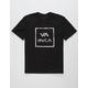 RVCA Floral Boys T-Shirt