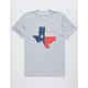 THE VICTORY Lone Star State Mens T-Shirt