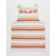 RVCA Lenix Mens Tank Top
