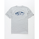 VANS Logo Fill Boys T-Shirt