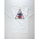 HUF Triple Triangle Shroom Mens T-shirt