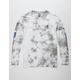 HUF Star Spangled Bummer Mens T-Shirt