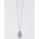 FULL TILT Stone Pendant Necklace