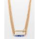 FULL TILT 4 Pack Bar Necklaces