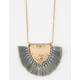 FULL TILT Tassel Necklace