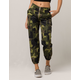 TINSELTOWN Camo Womens Cargo Pants