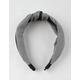 FULL TILT Twist Houdstooth Headband