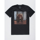 MERCH TRAFFIC Biggie Velour Mens T-Shirt