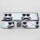 BUCKLE-DOWN Chevy Sunglass Mustache Buckle Belt