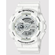 G-SHOCK GA110MW-7A White Watch