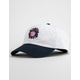 PRIMITIVE x Rick And Morty White & Navy Dad Hat