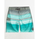 RIP CURL Mirage Accelerate Teal Green Boys Boardshorts