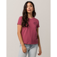 VANS Mini Dual Palm Womens Baby Tee