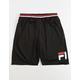 FILA Heritage Logo Boys Shorts