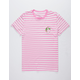FRESH VIBES Flamingo Mens T-Shirt