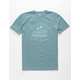BILLABONG Stuff Hydro Heather Boys T-Shirt