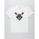 LA FAMILIA Crossed Roses Boys T-Shirt