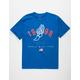 BLUE CROWN Front Runner Mens T-Shirt
