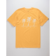 VANS 3 Palms Mens T-Shirt