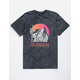 NEFF Nowhere Mineral Wash Mens T-Shirt