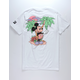 NEFF Disney Collection Mickey's Island Vacation Mens T-Shirt