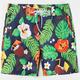 WESC Tropical Mens Boardshorts