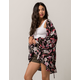 BILLABONG All Flored Womens Kimono
