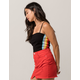FULL TILT Rainbow Side Stripe Womens Crop Cami