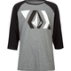 VOLCOM Shapes Boys Baseball Tee