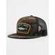 SALTY CREW Mossback Camo Mens Trucker Hat