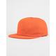 VANS Salton II Orange Mens Hat