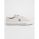 CONVERSE One Star Pro Violet & Dust White Mens Shoes