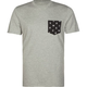 WESC AOP Mens Pocket Tee
