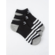 ADIDAS Originals 3 Pack Roller Girls No Show Socks